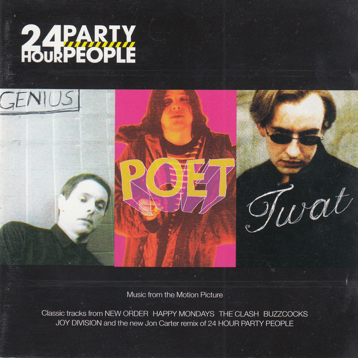24 Hour Party People soundtrack