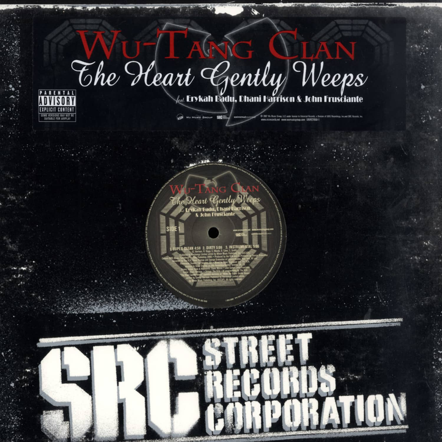 Wu-Tang Clan - The Heart Gently Weeps