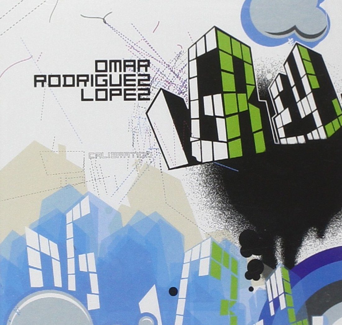 Omar Rodriguez Lopez - Calibration (Is Pushing Luck and Key Too Far)